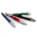 Zara metallic ball pen