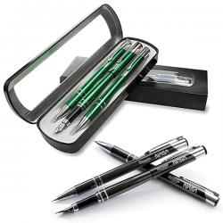 COSMO 3 elements set: Fountain Pen - Ballpen - Mechanical Pencil