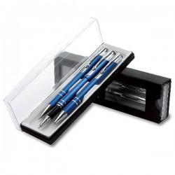 COSMO 3 elements set: Roller - Ballpen - Mechanical Pencil
