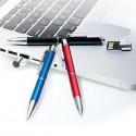 Top USB metallic ball pen