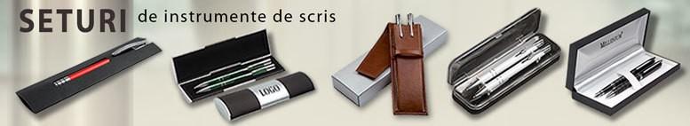 Seturi de instrumente de scris
